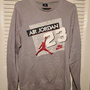 Vintage Air Jordan Nike Sweater